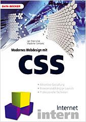 Modernes Webdesign mit CSS. Internet Intern