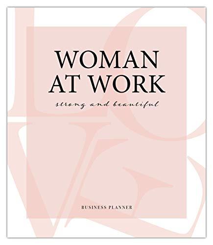 Business Planner 2021 für Frauen für 54 Wochen | Rosa Hardcover Terminplaner, Organizer undatiert mit Wochenübersicht & Uhrzeiten | 1 Woche 2 Seiten | ... für Kosmetik, Praxis, Nagelstudio, Friseur