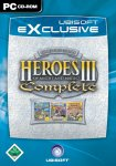 Heroes of Might and Magic III - komplett