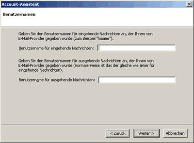 Mozilla-Mail einrichten 4
