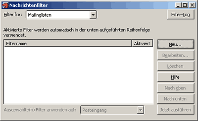 Mozilla-Mail einrichten 7