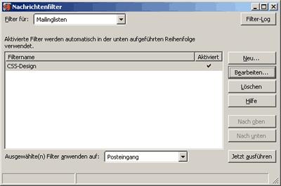 Mozilla-Mail einrichten 9