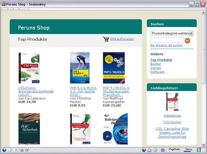 Peruns Amazon-Shop