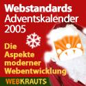 Webstandards-Adventskalender
