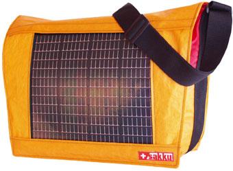 Sakku: Solartasche