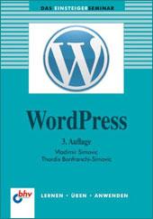 WordPress Einsteigerseminar 3. Auflage auf Amazon kaufen