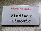 Vladimir Simovic beim Autoren-Treff