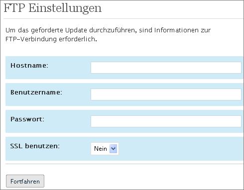 Automatisches Plugin-Update