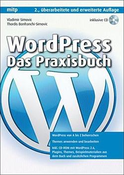 WordPress - Das Praxisbuch (2. Auflage)
