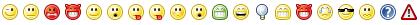 Smilies in WordPress 2.9