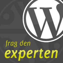 Frag den WordPress-Experten