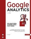 Google Analytics Buch