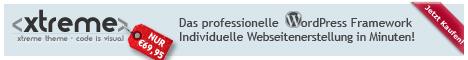 Xtreme One: WordPress-Framework