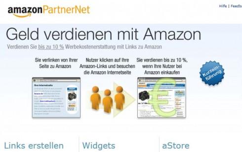 Amazon-Partnerprogramm: Alternative zu Google AdSense