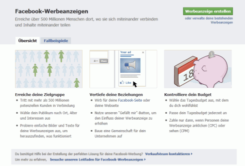 Facebook Ads: Alternative zu Google AdWords