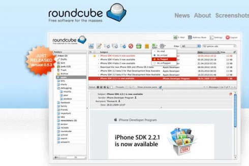 Roundcube: Alternative zu Google Mail