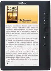 E-Book-Reader von Weltbild