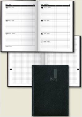 Buchkalender TimeCenter A5
