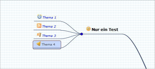 Mind-Mapping mit WiseMapping