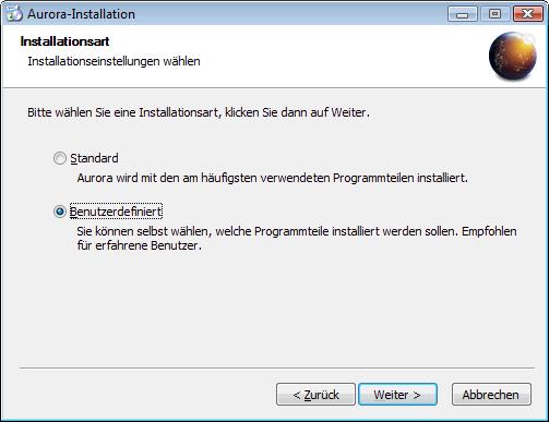 Mozilla Firefox Aurora installieren