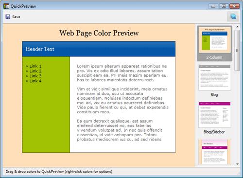 ColorSchemer Studio: Farben testen