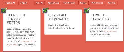 WordPress-Funktionen zum mitnehmen