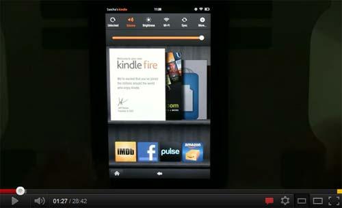 Video: Kindle Fire