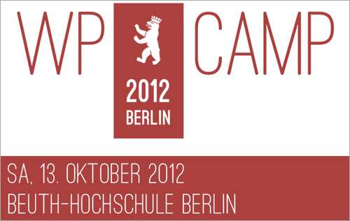 WP Camp 2012 in Berlin