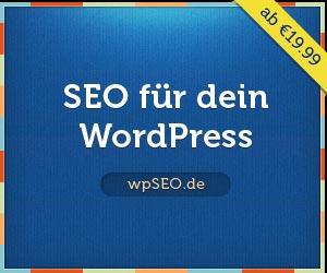 Mehr SEO für dein WordPress