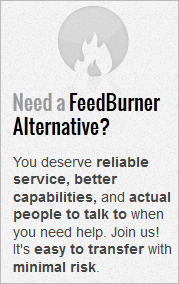 FeedBlitz: eine Alternative zu FeedBurner