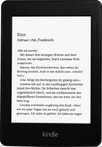 Amazon: Kindle Paperwhite
