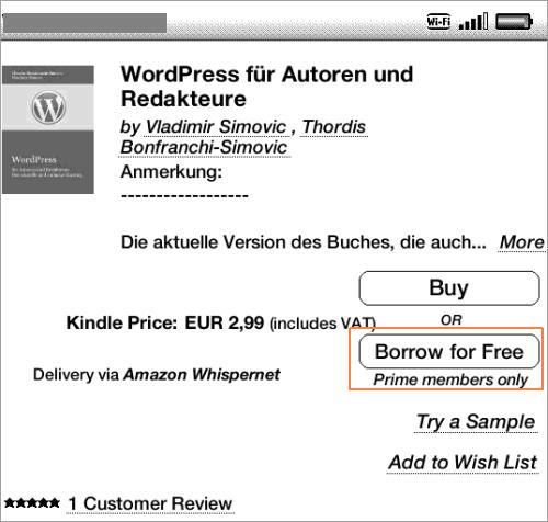 WordPress für Autoren und Redakteure ausleihen