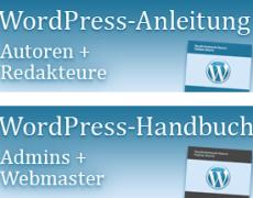 Schulungsunterlagen für WordPress 4.0