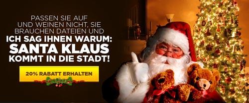 Weihnachtsbilder-Aktion