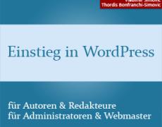 Einstieg in WordPress 4.0
