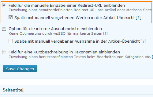 WordPress: Weiterleitungen in WordPress einrichten