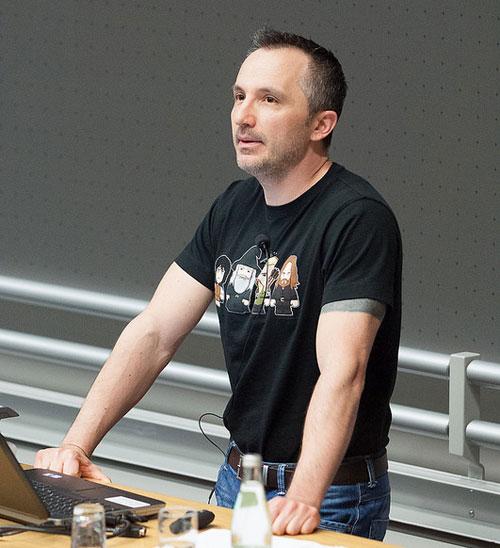 Vladimir Simovic, © Webkongress Erlangen, CC BY-NC-SA 2.0