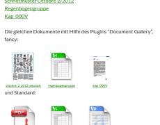 Dokumente in WordPress ansprechend präsentieren