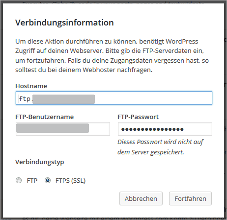 WordPress 4.2: schlankers Plugin-Update