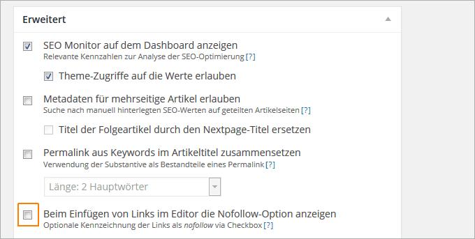 wpSEO-Bug in WordPress 4.2