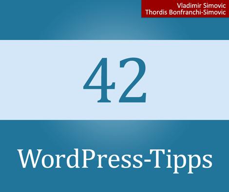 42 WordPress-Tippss