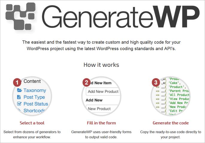 24 WordPress-Generatoren