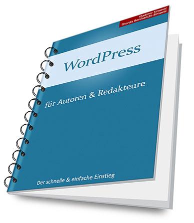 WordPress für Autoren und Redakteure (Symbolgrafik)
