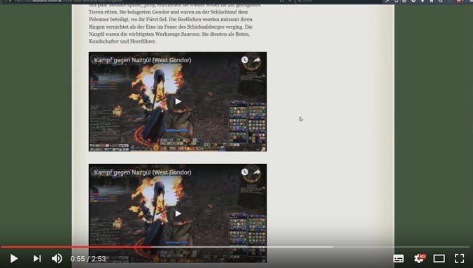 Link zum Screencast: responsive iframes und YouTube-Videos