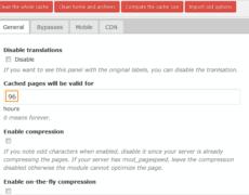 Hyper Cache für WordPress einrichten