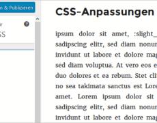 WordPress 4.7 und der nicht abgeschaffte Blocksatz
