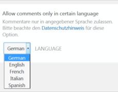 Antispam Bee für WordPress kann wieder nach Ländern und Sprachen filtern