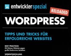 Das zweite WordPress-Sonderheft von entwickler.de