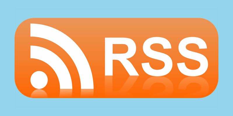 RSS Feed CC0 Pixabay