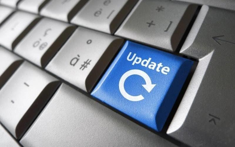 Symbolbild: Update